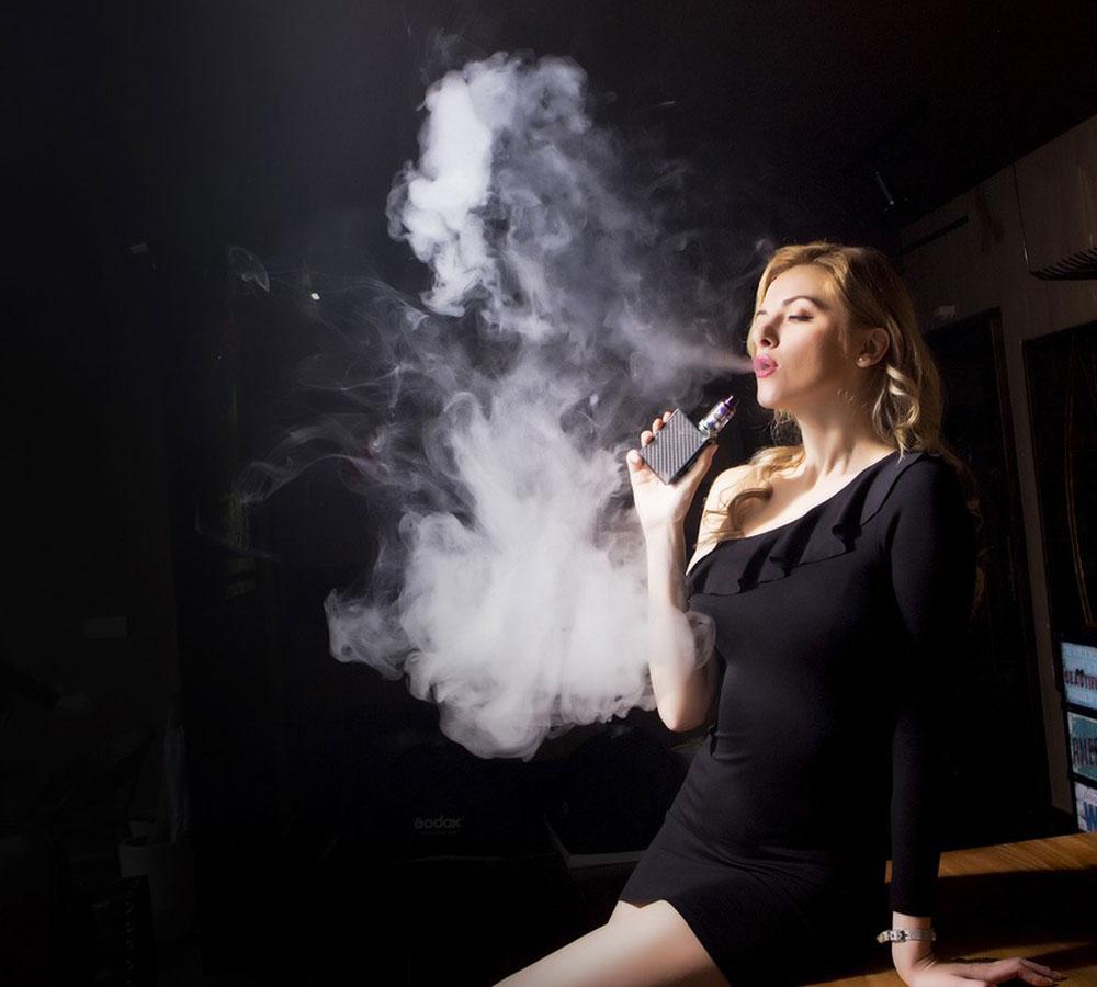 I Don't Smoke But I Vape - Is It Healthier?