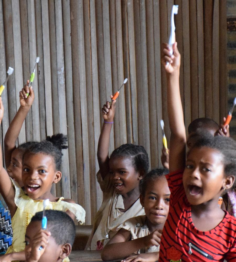 Supporting Mahita Ny Ho Avy Madagascar 2019